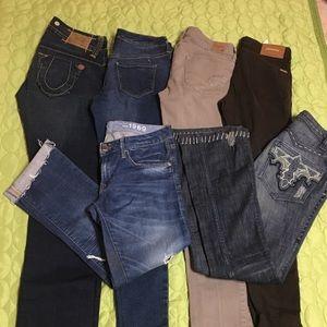 Size 2 pant bundle